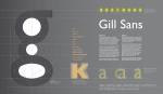 Gills Sans Eric Gill 1928 Sans Serif